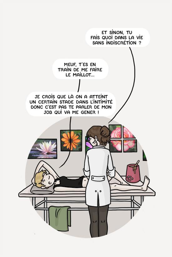 """illustration de l'article """"Après les conversations de coiffeuses..."""""""